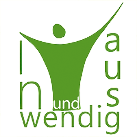 Logo in und Auswendig